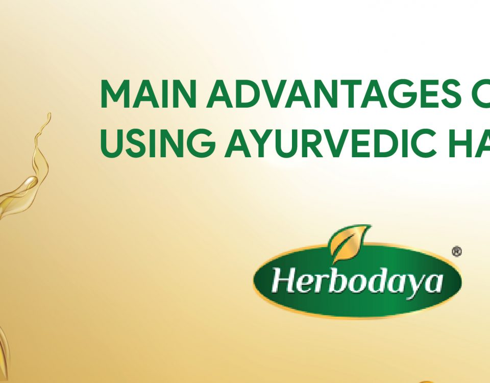 Advantage of using Ayurvedic Hair oil