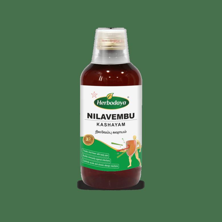 Herbodaya nilavembu kashayam_200ml