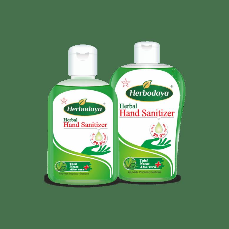 herbal sanitizer